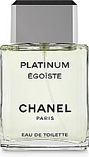 Profumi e cosmetici Chanel Egoiste Platinum - Eau de toilette