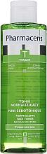 Profumi e cosmetici Tonico normalizzante - Pharmaceris T Puri-Sebotonique Normalizing Toner