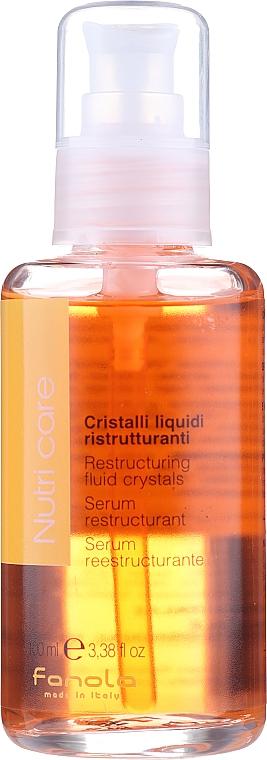 Fluido per capelli secchi - Fanola Nutry Care Restructuring Fluid