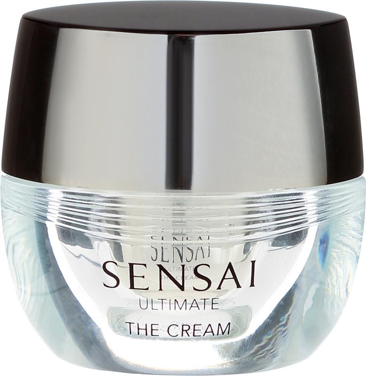 Crema viso rigenerante - Kanebo Sensai Ultimate The Cream (mini) — foto N2