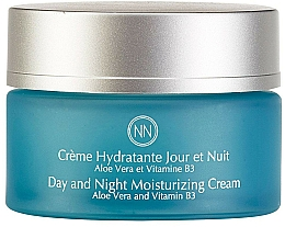Profumi e cosmetici Crema viso - Innossence Innosource Moisturizing Cream Day And Night