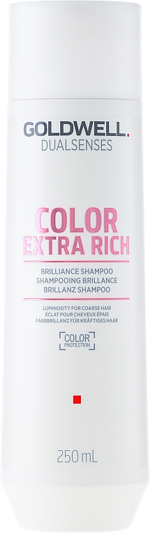 Shampoo intensivo per la lucentezza dei capelli tinti - Goldwell Dualsenses Color Extra Rich Brilliance Shampoo