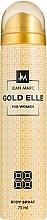 Profumi e cosmetici Jean Marc Gold Elle - Deodorante