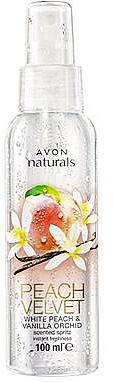 """Spray per il corpo """"Pesca"""" - Avon Naturals Peach"""