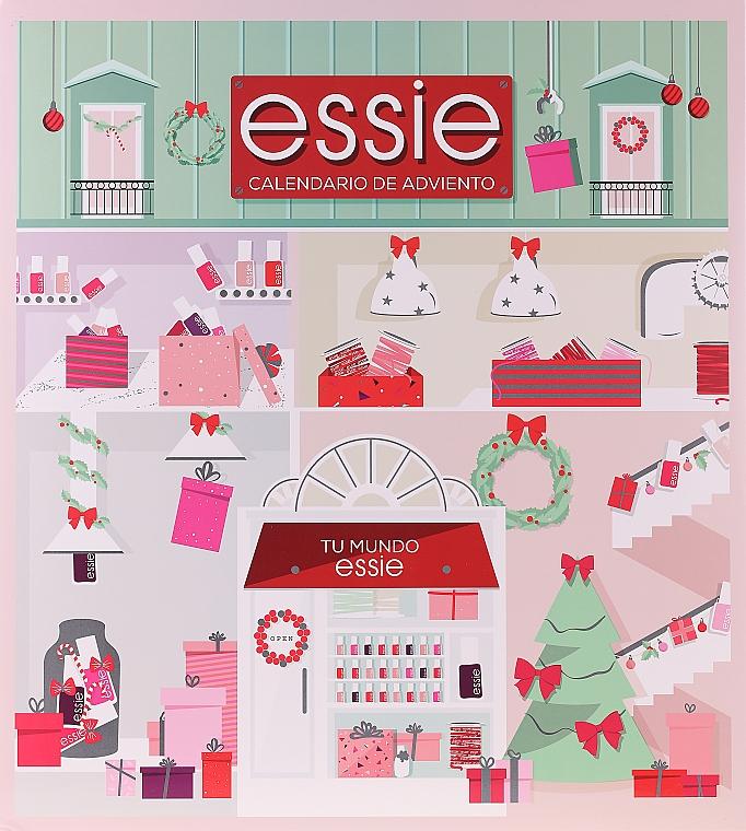 """Set """"Calendario dell'avvento"""" - Essie Advent Calendar"""