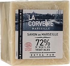 """Profumi e cosmetici Sapone """"Puro"""" - La Corvette Savon de Marseille Extra Pur"""