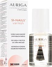 Profumi e cosmetici Smalto rinforzante per unghie - Auriga Si-Nails Varnish