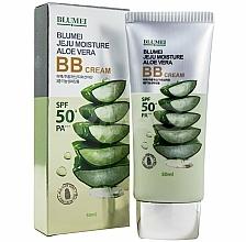 Profumi e cosmetici BB cream con estratto di aloe - Blumei Jeju Moisture Aloe Vera BB Cream