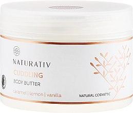 Profumi e cosmetici Burro corpo - Naturativ Cuddling Body Butter