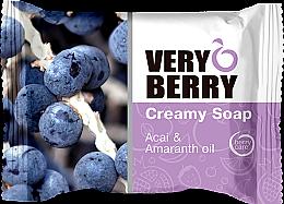 Profumi e cosmetici Sapone-crema - Very Berry Acai & Amaranth Oil