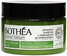 Profumi e cosmetici Maschera per capelli volumizzante - Bothea Botanic Therapy Full-Volume Mask pH 4.0