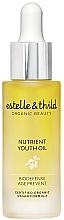 Profumi e cosmetici Olio viso nutriente - Estelle & Thild BioDefense Nutrient Youth Oil
