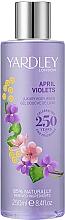 Profumi e cosmetici Yardley April Violets - Gel doccia