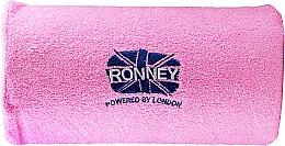 Profumi e cosmetici Poggiamano professionale per manicure, rosa - Ronney Professional Armrest For Manicure