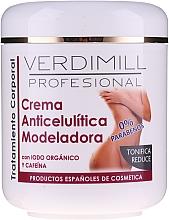 Profumi e cosmetici Crema corpo anticellulite - Verdimill Professional Anti-Cellulite Cream