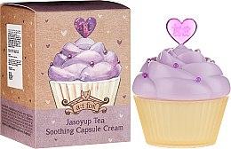 Profumi e cosmetici Crema viso lenitiva - A:t Fox Jasoyup Tea Face Cream
