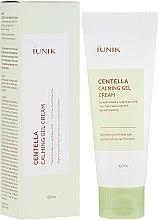 Profumi e cosmetici Crema-gel lenitiva con centella - IUNIK Centella Calming Gel Cream