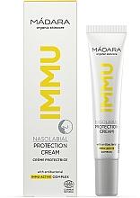 Profumi e cosmetici Crema protettiva antibatterica per la zona del naso e della bocca - Madara Cosmetics IMMU Nasolabial Protection Cream