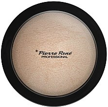 Profumi e cosmetici Cipria-illuminante viso - Pierre Rene Face Highlighting Powder