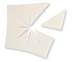 Profumi e cosmetici Spugna in lattice, triangolare - Make Up Factory Sponge