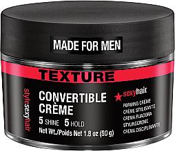 Profumi e cosmetici Crema capelli testurizzante - SexyHair Style Convertible Forming Creme