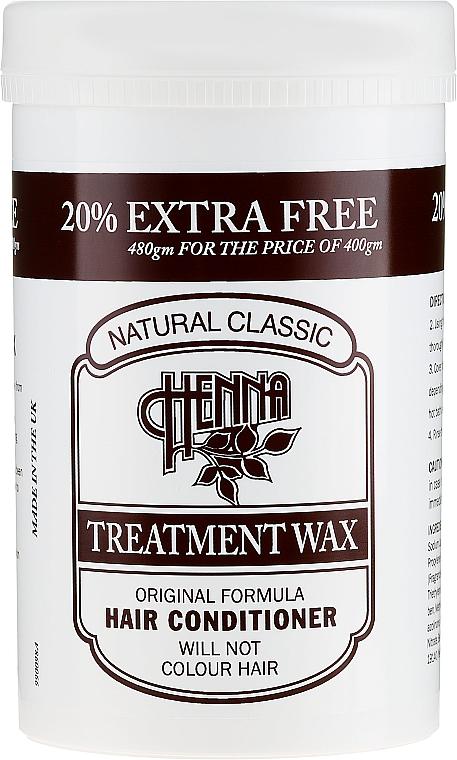 "Balsamo capelli ""Henné"" - Natural Classic Henna"