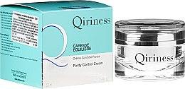 Profumi e cosmetici Crema opacizzante viso - Qiriness Purify Control Cream
