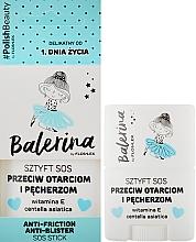 Profumi e cosmetici Stick protettivo per corpo - Floslek Anti-Friction Anti-Blister Sos Stick
