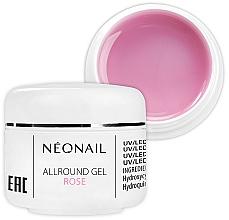 Profumi e cosmetici Gel rosa monofase - NeoNail Professional Allround Gel Rose