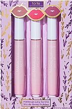 Profumi e cosmetici Set - Tarte Cosmetics Maracuja Juicy Lip Trio (lip/balm/3x2.7g)