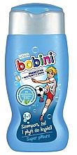 """Profumi e cosmetici Shampoo-gel e schiuma da bagno """"Super calciatore"""" - Bobini"""
