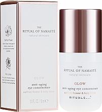 Profumi e cosmetici Crema contorno occhi anti-età - Rituals The Ritual Of Namaste Anti-Aging Eye Concentrate
