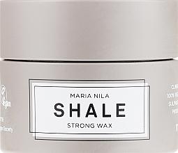 Profumi e cosmetici Cera per lo styling dei capelli corti - Maria Nila Shale Strong Wax