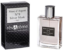 Profumi e cosmetici Revarome Private Collection No.8 Silver Musk - Eau de toilette