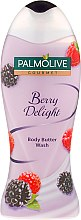 Profumi e cosmetici Gel doccia - Palmolive Gourmet Berry Delight Shower Gel