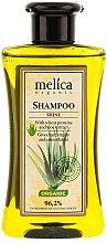 Profumi e cosmetici Shampoo - Melica Organic Shine Shampoo