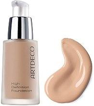 Profumi e cosmetici Crema fondotinta viso - Artdeco High Definition Foundation