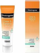 Profumi e cosmetici Gel detergente - Neutrogena Clear & Defend Rapid Gel