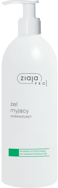 Gel detergente viso - Ziaja Pro Washing Gel