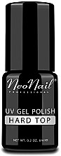 Profumi e cosmetici Top Coat - NeoNail Professional Hard Top