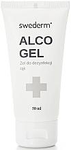 Profumi e cosmetici Gel disinfettante per mani - Swederm Alco Gel