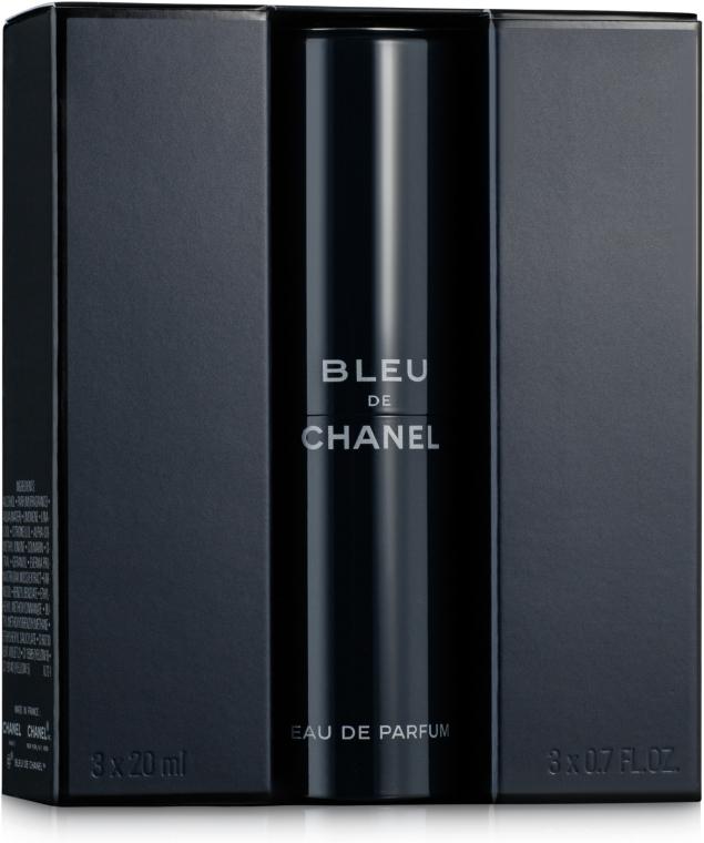 Chanel Bleu de Chanel Eau de Parfum - Eau de Parfum (ricarica con custodia) — foto N2