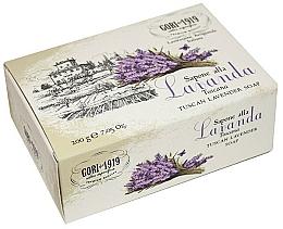 """Profumi e cosmetici Sapone """"Lavanda"""" - Gori 1919 Lavender Soap"""