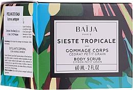 Profumi e cosmetici Scrub corpo - Baija Sieste Tropicale Body Scrub