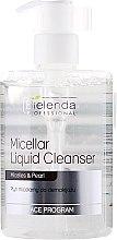 Profumi e cosmetici Acqua micellare struccante - Bielenda Professional Face Program Micellar Liquid Cleanser