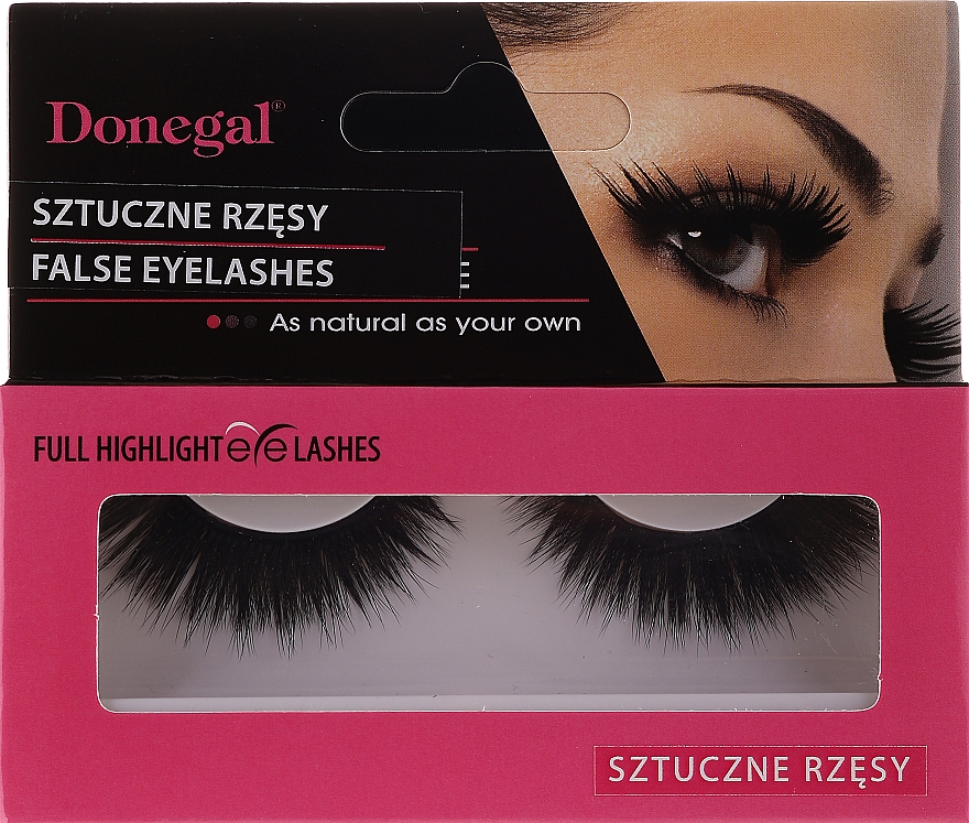 Ciglia finte, 4471 - Donegal Eyelashes With Glue