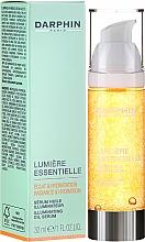 Profumi e cosmetici Siero viso - Darphin Lumiere Essentielle Illuminating Oil Serum