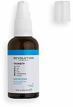 Profumi e cosmetici Gel viso idratante - Revolution Skincare Mood Thirsty Quenching Moisture Gel