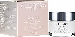 Profumi e cosmetici Crema da notte - Chlorys Rosylife High-Performance Night Cream