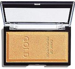 Profumi e cosmetici Illuminante viso - Makeup Revolution Ingot Highlighter
